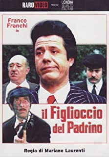 The Godson of the Godfather ( Il Figlioccio del padrino ) [ NON-USA FORMAT, PAL, Reg.2 Import - Italy ] by Saro Urz??