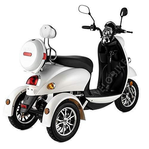 Retro Dreirad Scooter Seniorenmobil Bild 6*