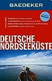 Baedeker Reiseführer Deutsche Nordseeküste: mit GROSSER REISEKARTE Tas