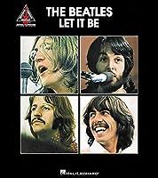BEATLES ビートルズ (来日55周年記念) - Let It Be/楽譜・スコア