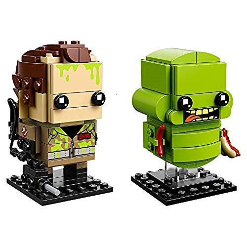 LEGO BrickHeadz - Peter Venkman y Moquete (41622) (Exclusivo de Amazon y LEGO)