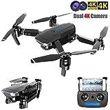 MROSW Dual Camera SG901 Fotocamera Drone 4K HD Drones Follow Me Quadcopter FPV...