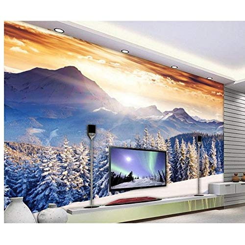 Zyzdsd Wall Decoration Roman Spalte Raum Zur Erweiterung Der Piano Tv Hintergrundbild 3D Wandbild Tapete-350X250CM