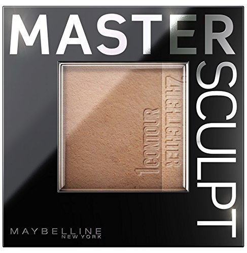 Maybelline New York Master Sculpt Duo Poudre Contouring 02 Medium Dark