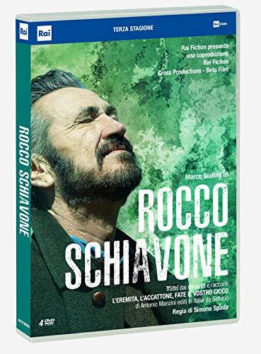 Rocco Schiavone - Stagione 03 (4 Dvd) [Italia]