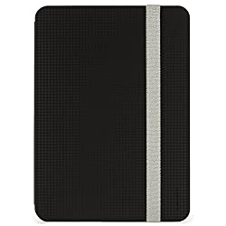 Form-fit case for the iPad Pro (10.5-inch) offers all round protection USA Military-Spec drop protection - protects your device from 1.2m/4ft drops Sound-enhancing scoops for iPad speakers; Elastic closure Wipe clean, water-resistant cover with a mic...