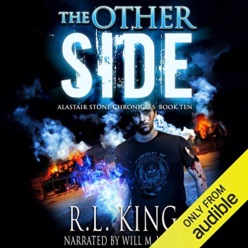 Couverture de The Other Side