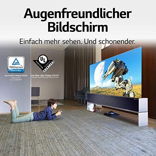 LG OLED55BX9LB 139 cm (55 Zoll) OLED Fernseher (4K, 100 Hz, Smart TV) [Modelljahr 2020]