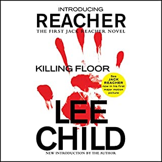 Killing Floor     A Jack Reacher Novel              By:                                                                                                                                 Lee Child                               Narrated by:                                                                                                                                 Dick Hill                      Length: 17 hrs and 47 mins     9,817 ratings     Overall 4.4