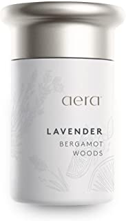 Lavender Scented Home Fragrance, Hypoallergenic Formula With Notes of Lavender, Bergamot, Woods - Schedule Using App With Aera Smart 2.0 Diffusers - State Of The Art Air Freshener Technology