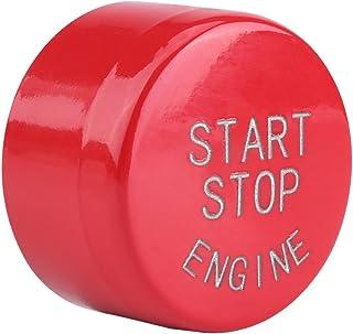 Auto Start Stopp Taste, Keenso Taste für Start Stopp des Motors F20 F21 F22 F31 F31 F32 G30 F12 F13 F01 F02 X1 F48 X3 F25(rot)