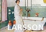 Postkartenbuch Carl Larsson - Anaconda