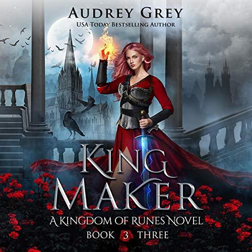 King Maker  By  cover art
