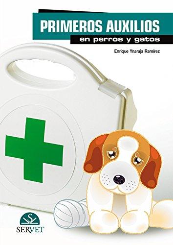 Primeros auxilios en perros y gatos - Libros de veterinaria - Editorial Servet