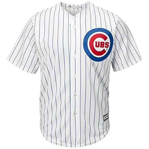 Majestic Chicago Cubs Cool Base MLB Trikot Home XL