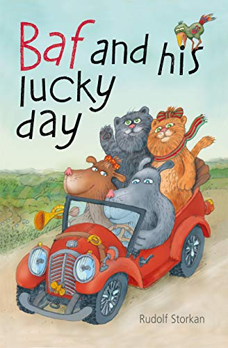 Baf and his lucky day (2) (English Edition)