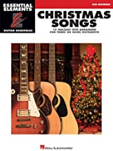 Christmas Songs - 15 Holiday Hits Arranged for Three or More Guitarists: Essential Elements Guitar Ensembles Mid Beginner Level