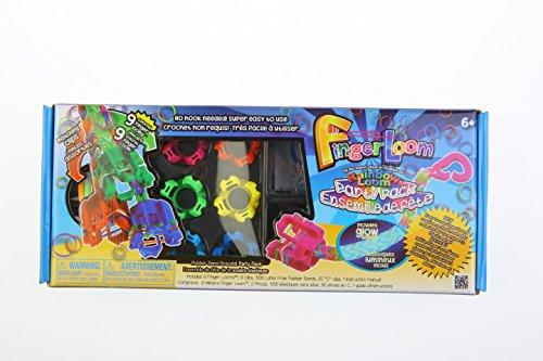 Rainbow Loom Fingerloom Party Set