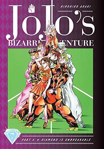 Jojo's Bizarre Adventure Diamond Is Unbreakable 7