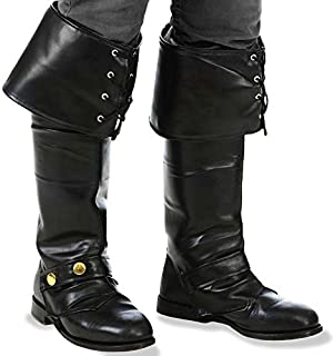 womens pirate boot covers
