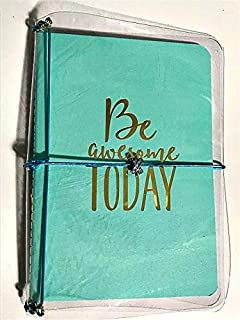 Clear B6 Travelers Notebook Cover