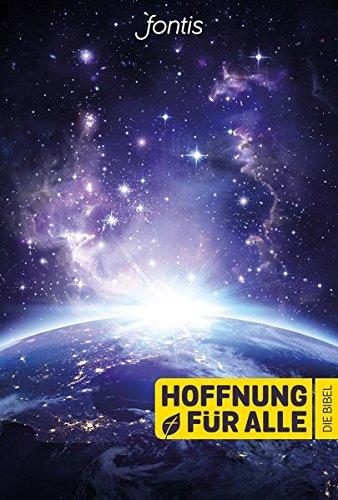 """Hoffnung für alle. Die Bibel – """"Blue Planet Edition"""": Die Bibel, die deine Sprache spricht"""