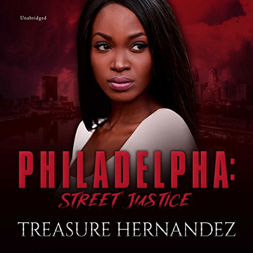 Philadelphia audiobook cover art