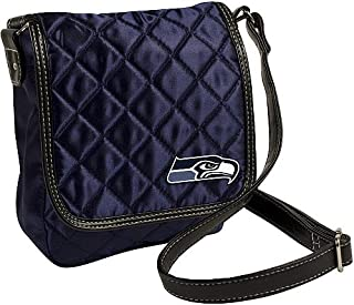 Littlearth NFL Unisex-Adult Quilted Purse