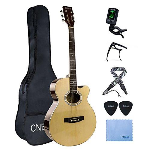 Guitarra acústica para principiantes...