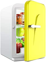 Refrigerator SHPING Car Mini 15L Hot and Cold Dual-use Large Capacity Home Yellow