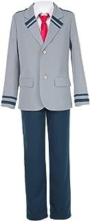 Japanese Anime My Academia Costume High School Uniform for Men Women