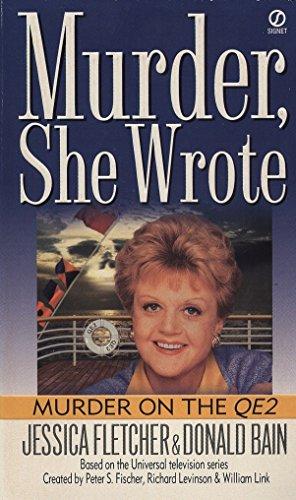 Murder, She Wrote: Murder On the Qe2
