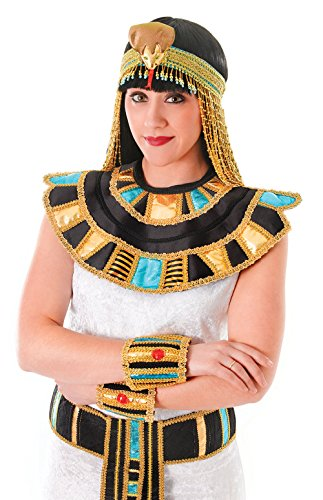 Bristol Novelty BA1060 Egyptian Collar, One Size
