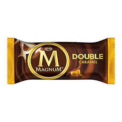 Magnum, Double Caramel Ice Cream Bar, 3.3 Oz. (12 Count)