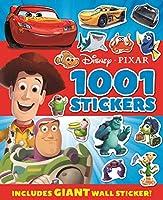 PIXAR: 1001 Stickers (1001 Stickers Disney)