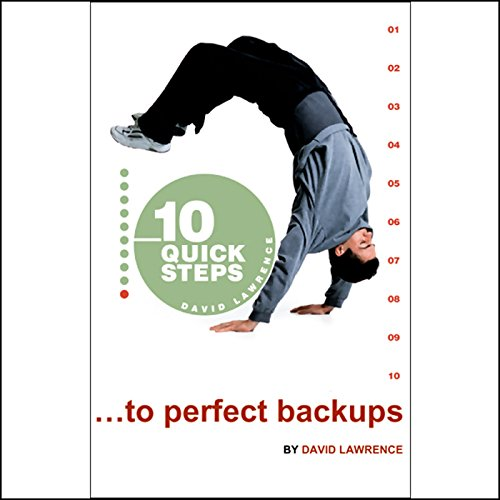 10 Quick Steps to Perfect Backups cover art