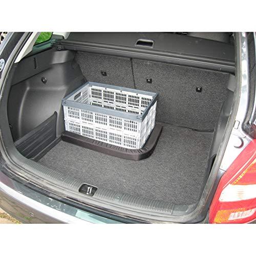 Skoda Z1750043773 Gepäckfixierung Kofferraum Organizer Trennelement, schwarz