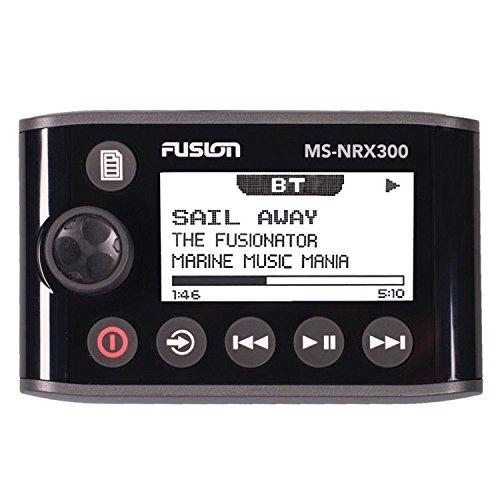 "Garmin 010-01628-00 NRX300, Fusion, Remote, 2.13"""
