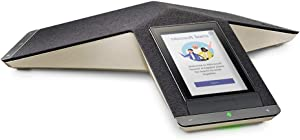 POLYCOM INC. Poly Trio C60 IP Conference Phone for Microsoft Teams/SFB with Built-in WI-FI, B UCC/Mobility/Telecom VOIP Phones (2200-86240-019)