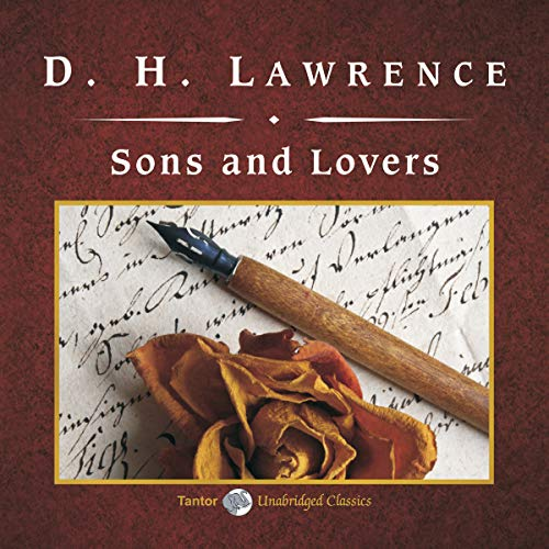 Sons and Lovers audiobook cover art
