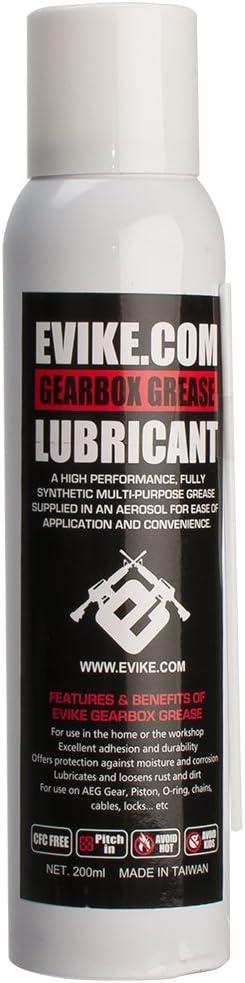 Evike Gearbox Grease Lubricant for Virginia In stock Beach Mall Guns GBB 200ml AEG Airsoft