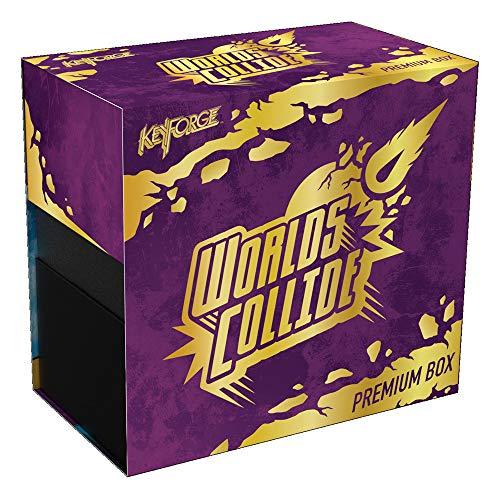 Fantasy Flight KeyForge Worlds Collide Premium Box