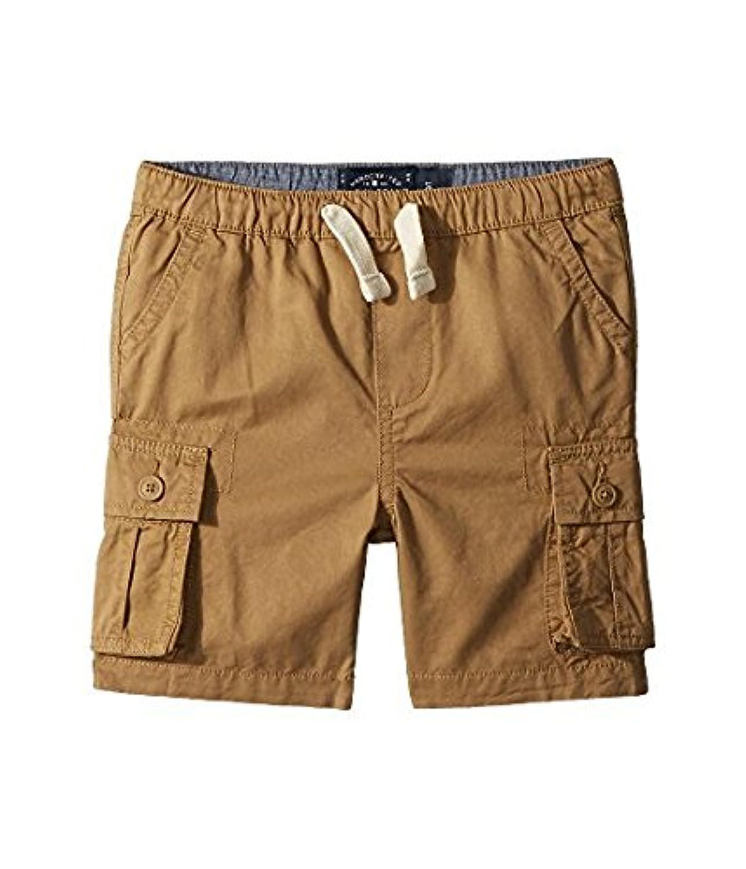 ラッキーブランド Lucky Brand Kids キッズ 男の子 ショーツ 半ズボン Kelp Pull-On Cargo Woven Shorts (Toddler) 4TToddler [並行輸入品]