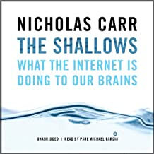 the shallows audiobook