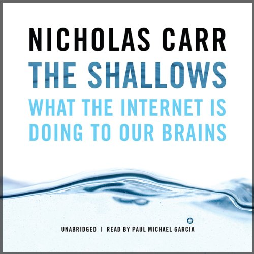 The Shallows audiobook cover art