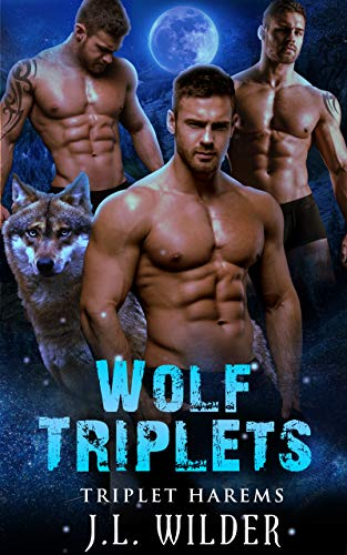 Wolf Triplets (Triplet Harems Book 3)