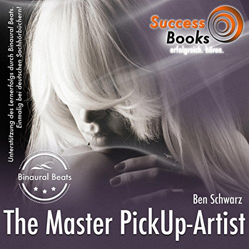 The Master Pick-Up-Artist audiobook cover art