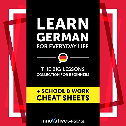 Learn German for Everyday Life Titelbild