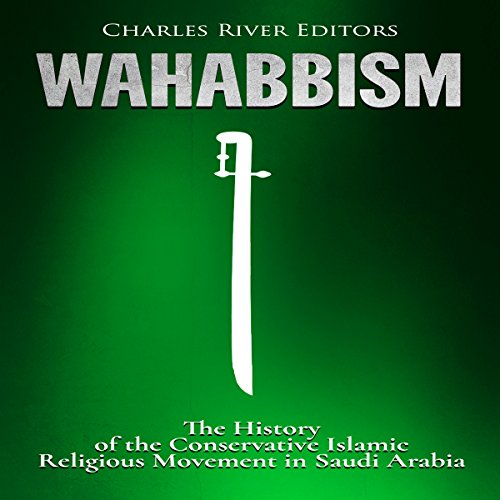 Wahabbism audiobook cover art