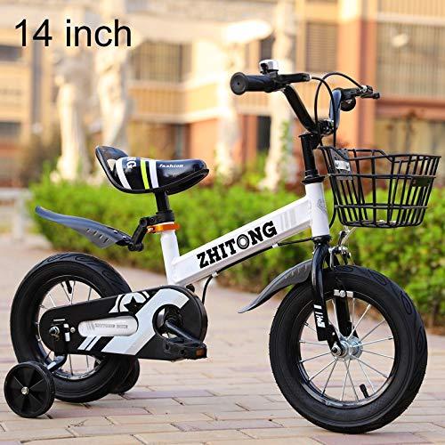 Luoshan Z-Tone 8366 14 pulgadas marco de Moda versión infantil de acero...
